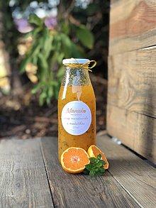 Potraviny - Sirup mandarínka s medunou - 10057834_