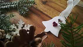 Dekorácie - Vianočný zvonček - 10056252_