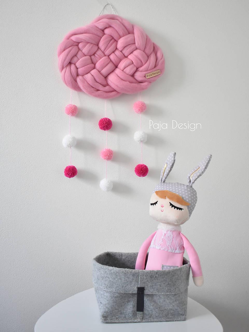 Mráčik z merina velký - ružový