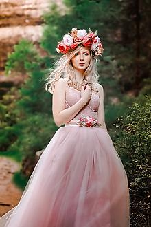 """Opasky - Kvetinový opasok """"sladké pokušenie"""" - 10055712_"""