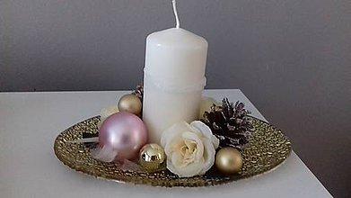 Svietidlá a sviečky - Svietnik - 10056672_