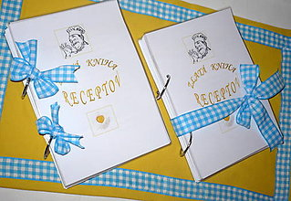 Papiernictvo - Zlatá kniha receptov - kuchárska kniha - 10057179_