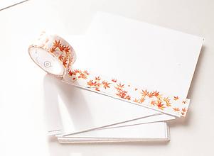 """Papier - WASHI """"javor s javorom"""" - 10055611_"""