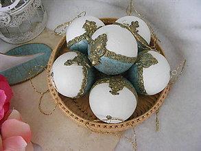 Dekorácie - Vianočné gule ... AKCIA - (pôvodne 5E) - 10054270_