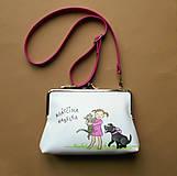Detské tašky - pre agátku - 10057222_