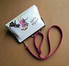 Detské tašky - pre agátku - 10057223_