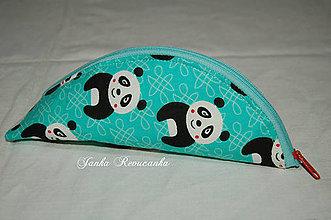 Taštičky - peračník panda - 10054775_