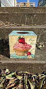 Krabičky - Box na servítky