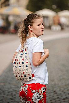 Batohy - Usmej sa na mňa: Trendový batoh (Amerika) - 10061312_