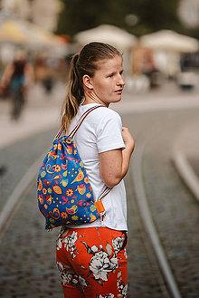 Batohy - Usmej sa na mňa: Trendový batoh (Vtáčik) - 10061341_