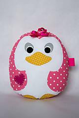 #Tučniak - vankúšik