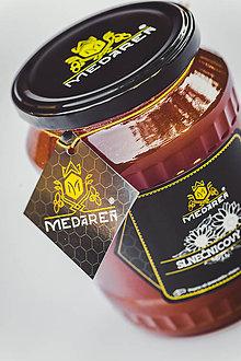 Potraviny - Slnečnicový med 950g - 10061558_
