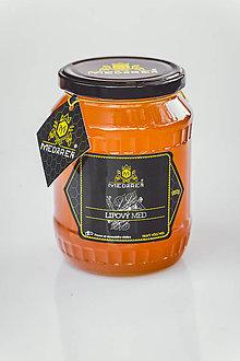 Potraviny - Lipový med 950g - 10061628_