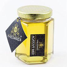 Potraviny - Agátový med hexagon - 10061768_