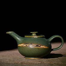 Nádoby - Čajová konvice Aladin 450 ml - Lesní rozbřesk - 10059779_