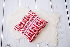 Úžitkový textil - Vianočné dekorácie - 10058710_