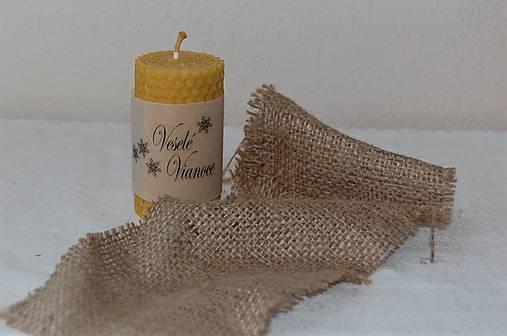 Sviečka s venovaním