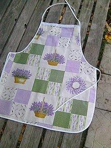Úžitkový textil - levanduľa dospelácka - 10060770_