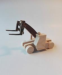 Hračky - Vysokozdvižný vozík malý - 10060133_