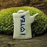 Odznaky/Brošne - for tea lovers - 10065734_