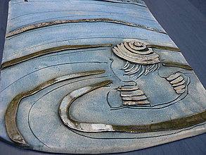 Obrazy - Keramika. Tenhle způsob léta.. - 10063202_
