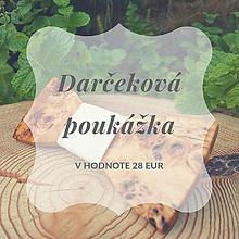 Doplnky - Darčeková poukážka - 10063708_