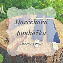 Doplnky - Darčeková poukážka - 10063958_
