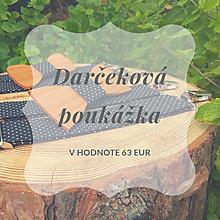Doplnky - Darčeková poukážka - 10063966_