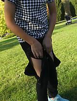 Detské oblečenie - Nohavice pre výnimočných - čierne - 10062000_