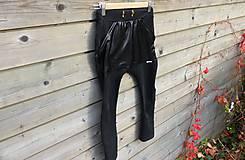 Detské oblečenie - Nohavice pre výnimočných - čierne - 10062003_