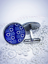 Šperky - Manžetové gombíky Jordán - 10062234_
