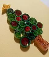 Papiernictvo - Pohľadnica Vianočný stromček Simply - 10065271_