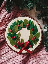 Obrázky - Vianoční venček - 10064903_