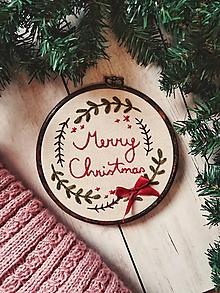 Obrázky - Merry Christmas - vianočný obrázok - 10064974_