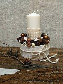 Svietidlá a sviečky - Svietnik - 10063311_