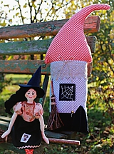 Dekorácie - čarodejnícky domček - 10065551_