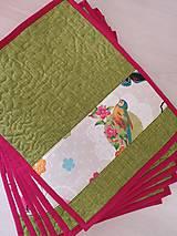 Úžitkový textil - Súprava do jedálne - Fresh Spring - 10070168_