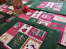 Úžitkový textil - Vianočné prestieranie - S vôňou ihličia - 10070192_