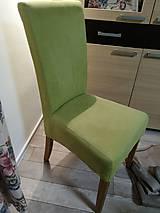 Nábytok - Návleky na stoličky - 10070215_