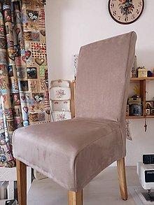 Nábytok - Návleky na stoličky - 10070209_