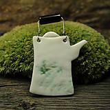 Odznaky/Brošne - for green tea lovers - 10066150_