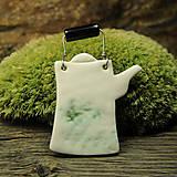 Odznaky/Brošne - for green tea lovers - 10066151_