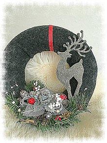 Dekorácie - Severské vianoce - 10067357_