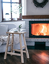 Dekorácie - drevený veniec - 10070039_