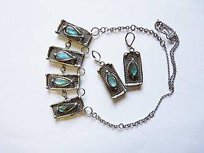 Sady šperkov - čas minulý - 10066629_