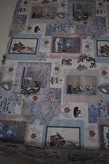 Úžitkový textil - VÁNOČNÍ BĚHOUN .. - 10070255_