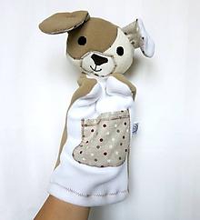 Hračky - Maňuška psík - Havo z Jemného Bodkova - 10069757_