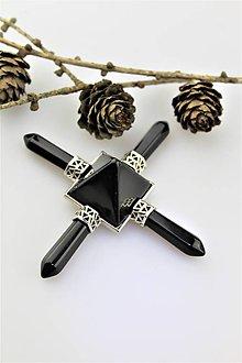 Nezaradené - pyramída obsidián - energetický generátor - 10067592_