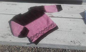 Detské oblečenie - Detský pulóvrik - 10068935_