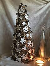 Dekorácie - Vianočný stromček -